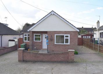 Thumbnail 3 bed detached bungalow for sale in Ramsey Drive, Basildon, Essex