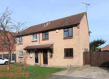 Thumbnail 3 bedroom semi-detached house to rent in Brackley Crescent, Basildon