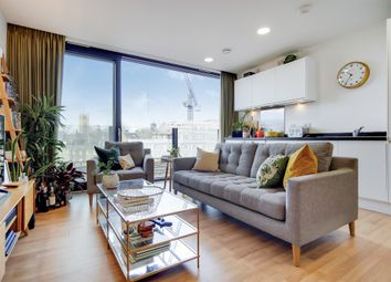 Thumbnail 2 bed flat for sale in Sail Street, London