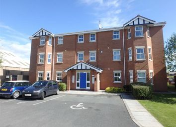 Thumbnail 1 bed flat to rent in Finsbury Close, Warrington, Cheshire