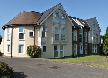 Thumbnail 2 bed flat for sale in The Howey Apartments, 92 Seabrook Road, Hythe