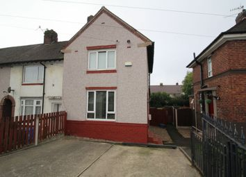 Thumbnail 2 bedroom terraced house for sale in Wordsworth Avenue, Ecclesfield, Sheffield