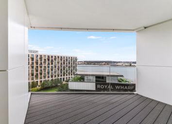 2 bed flat for sale in Park View Place, Royal Wharf, London E16