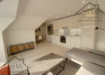 Thumbnail 2 bed flat to rent in Verona Court, 38 Roland Street, St Albans, Hertfordshire