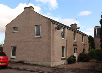 Thumbnail 1 bed flat for sale in Trinity Road, Brechin