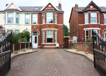 Thumbnail 4 bed semi-detached house for sale in Morven Grove, Southport