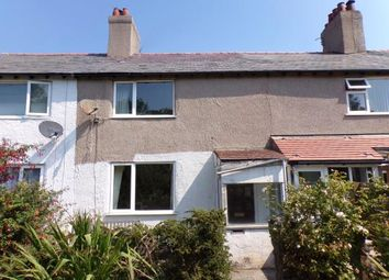 Thumbnail 2 bed terraced house for sale in Craig Road, Old Colwyn, Colwyn Bay, Conwy