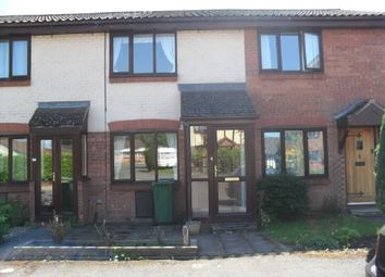 Thumbnail 2 bed terraced house to rent in Plumpton Avenue, Bobblestock, Hereford