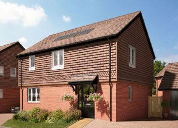 Thumbnail 3 bed detached house for sale in Hole Lane, Bentley, Farnham, Surrey