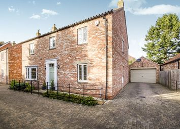 Thumbnail 4 bedroom detached house for sale in Selby Road, Wistow, Selby