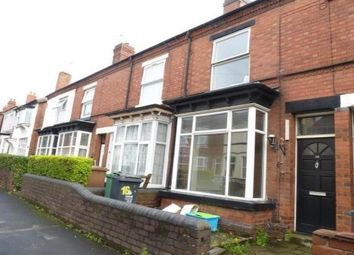 Thumbnail 2 bed terraced house to rent in Kinnerley Street, Walsall