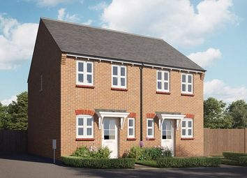 Thumbnail 2 bedroom town house for sale in 22 & 24 Valley View, Frisby On The Wreake, Melton Mowbray