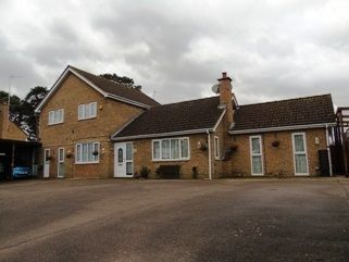 Thumbnail 4 bed detached house for sale in Field Road, Mildenhall, Bury St. Edmunds
