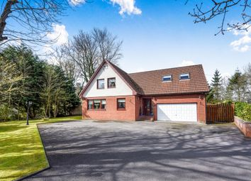 Thumbnail 4 bed detached house for sale in Kilwinning Road, Irvine