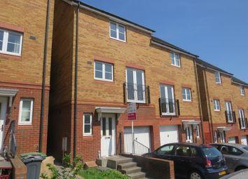 Thumbnail 3 bedroom semi-detached house for sale in Cottingham Drive, Pontprennau, Cardiff