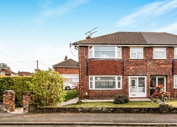 Thumbnail 3 bedroom semi-detached house for sale in East Downs Road, Cheadle Hulme, Cheadle