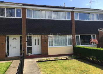 Thumbnail 3 bed terraced house to rent in Longbridge Estate, Ponthir, Newport.