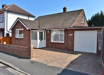 Thumbnail 2 bed bungalow for sale in The Haven, Pangbourne Avenue, East Cosham, Portsmouth