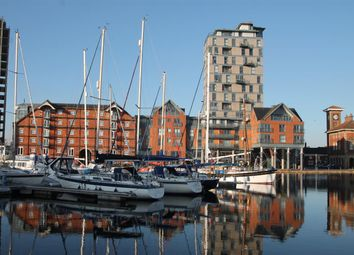 Thumbnail 1 bedroom flat for sale in The Shamrock, Regatta Quay, Ipswich