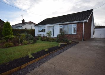 Thumbnail 3 bed bungalow for sale in Waen Road, Coedpoeth, Wrexham