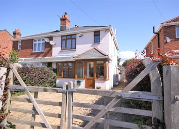 3 bed semi-detached house for sale in Swanwick Lane, Swanwick, Southampton SO31