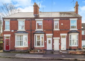 Thumbnail 2 bed terraced house for sale in Alwen Street, Wordsley, Stourbridge, West Midlands