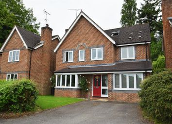 Thumbnail 5 bed detached house to rent in Hunters Chase, Caversham, Reading