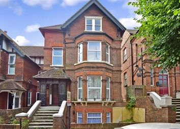 Thumbnail 1 bed flat for sale in Millfield, Folkestone, Kent