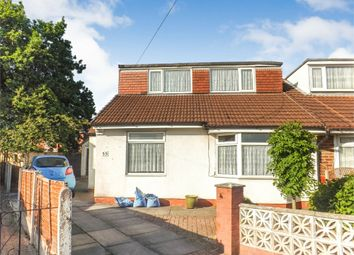 Thumbnail 5 bed semi-detached bungalow for sale in Sunningdale Drive, Irlam, Manchester