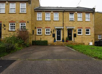 3 bed terraced house for sale in Conway Mews, Brompton, Gillingham ME7