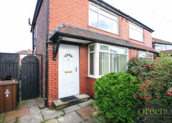 Thumbnail 3 bed semi-detached house for sale in Windsor Drive, Audenshaw, Manchester