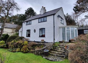 Thumbnail Detached house for sale in Cilcain Road, Pantymwyn, Flintshire