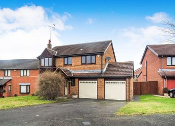 Thumbnail 4 bed detached house to rent in Sinderby Close, Gosforth, Newcastle Upon Tyne