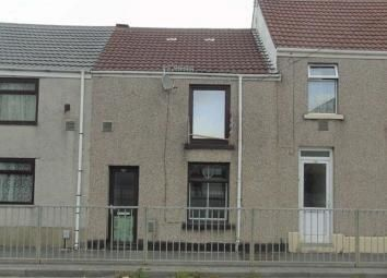 Thumbnail 3 bed terraced house to rent in Carmarthen Road, Gendros, Swansea