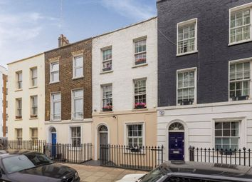 Thumbnail 4 bed terraced house to rent in Mornington Crescent, London