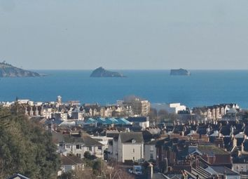 Thumbnail 1 bed property for sale in Hayes Road, Paignton