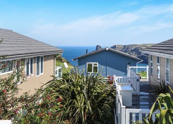 Thumbnail 2 bed bungalow for sale in Atlantic Rise Old Borough Farm, Bossiney, Tintagel