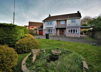 Thumbnail 4 bed property for sale in Round Oak Road, Cheddar