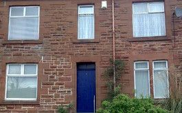 Thumbnail 1 bed flat to rent in Gillies Street, Troon, Troon