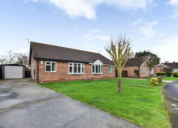 Thumbnail 2 bed semi-detached bungalow for sale in Hastings Drive, Wainfleet, Skegness, Lincolnshire