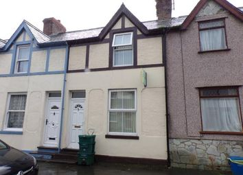 Thumbnail 2 bed terraced house for sale in Madoc Terrace, Gyffin, Conwy