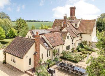 Thumbnail 6 bed detached house to rent in Church Hill, Hempstead, Saffron Walden, Essex