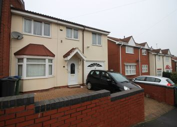 Thumbnail 5 bed semi-detached house to rent in St. James Road, Oldbury