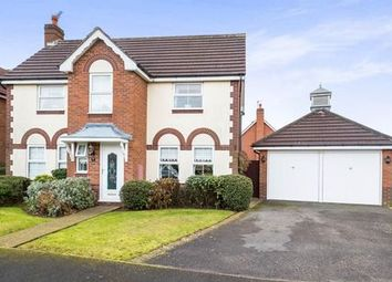 Thumbnail 4 bed detached house for sale in Machin Grove, Gateford, Worksop