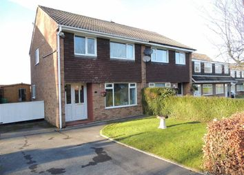 Thumbnail 3 bed semi-detached house for sale in Peregrine Road, Offerton, Stockport
