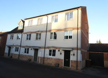 Thumbnail 4 bed end terrace house for sale in Moore Street, Bulwell, Nottingham, Nottinghamshire