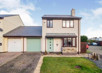 Thumbnail 3 bed link-detached house for sale in Summercourt, Newquay, Cornwall