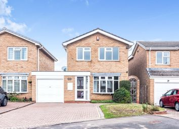 Thumbnail 3 bed detached house for sale in Lytham Close, Minworth, Sutton Coldfield