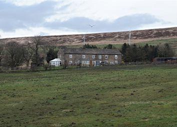 Thumbnail 9 bed farmhouse for sale in Broadhead Road, Bolton