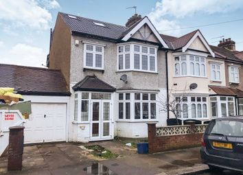 Thumbnail 5 bedroom end terrace house to rent in Talbot Gardens, Ilford